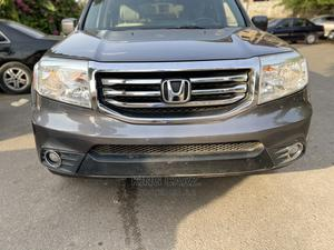 Honda Pilot 2013 Gray | Cars for sale in Abuja (FCT) State, Central Business Dis
