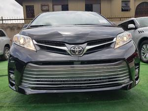 Toyota Sienna 2018 XLE AWD (3.5L 6cyl 8A) Black | Cars for sale in Lagos State, Ikeja
