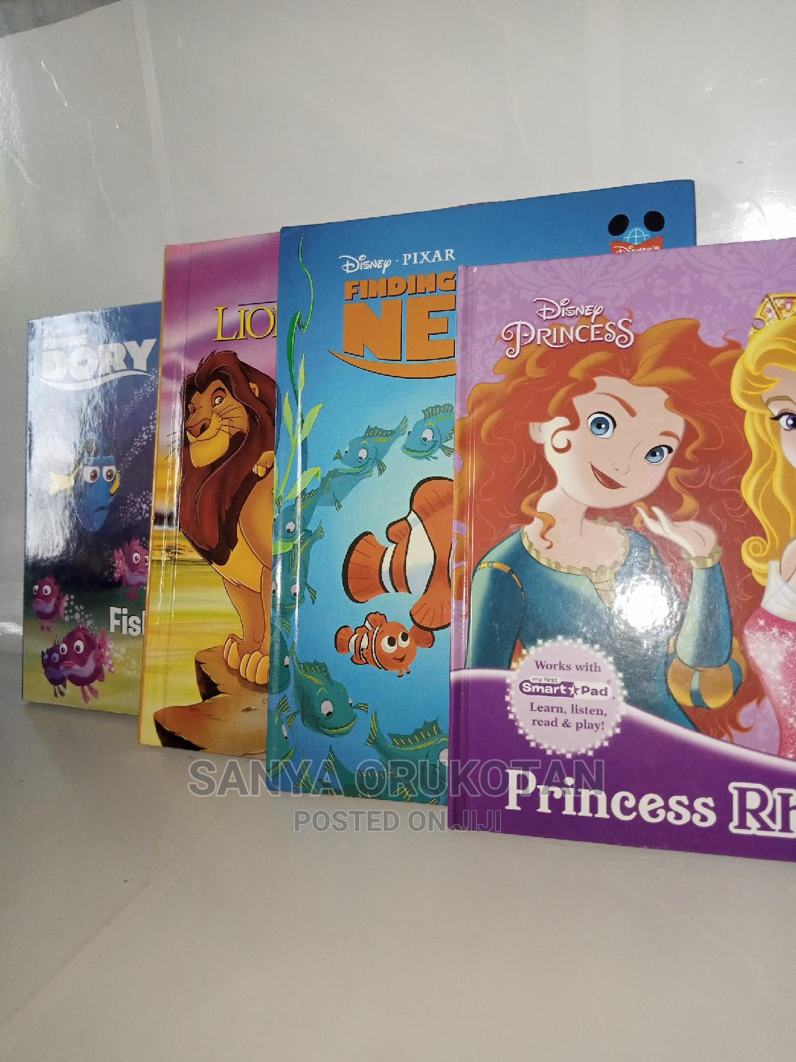 Disney Children Story and Rhymes Books | Books & Games for sale in Ogudu, Lagos State, Nigeria