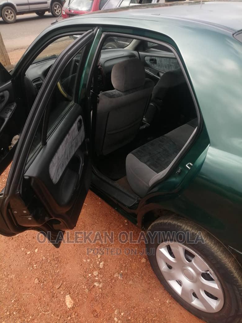 Archive: Mazda 626 2002 Green