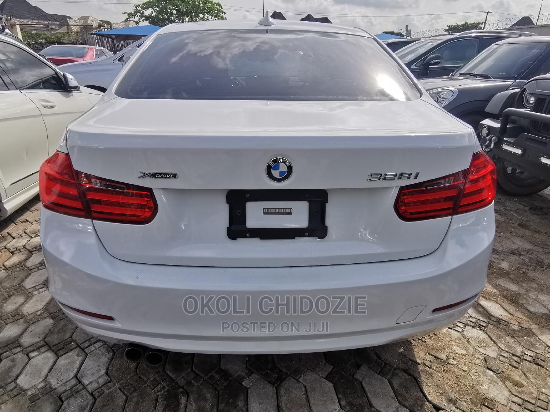 BMW 328i 2014 White