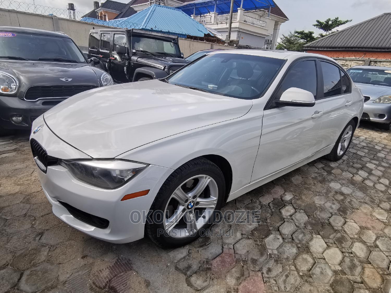 BMW 328i 2014 White | Cars for sale in Amuwo-Odofin, Lagos State, Nigeria