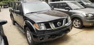 Nissan Frontier 2007 Crew Cab LE Black | Cars for sale in Lagos State, Lekki