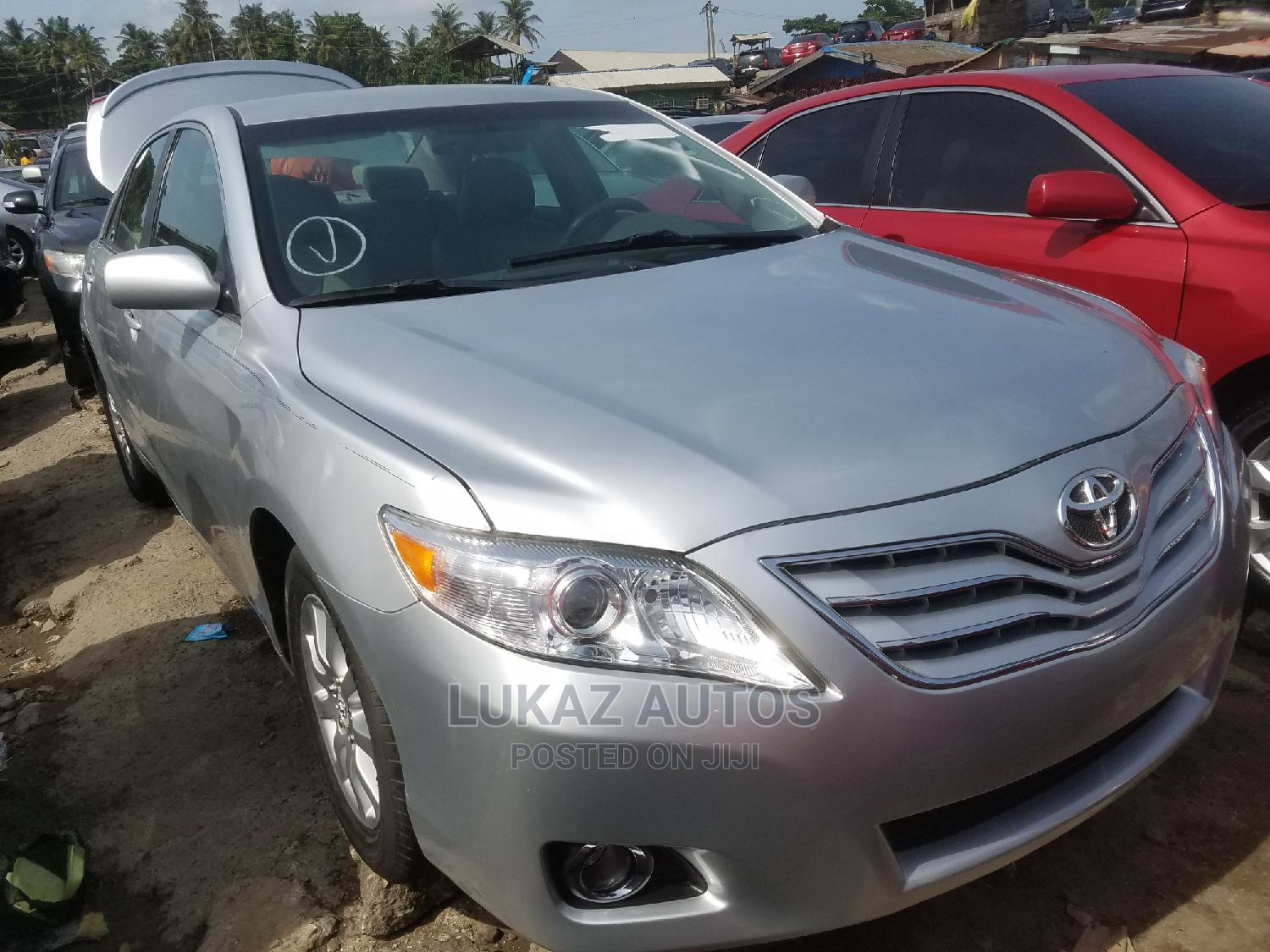 Archive: Toyota Camry 2008 2.4 LE Silver