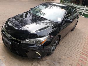 Toyota Camry 2015 Black | Cars for sale in Abuja (FCT) State, Garki 2