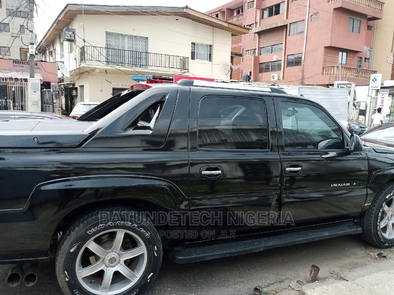 Cadillac Escalade 2005 Black | Cars for sale in Ikeja, Lagos State, Nigeria