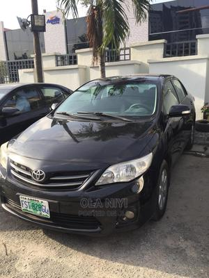 Toyota Corolla 2013 Black   Cars for sale in Lagos State, Eko Atlantic