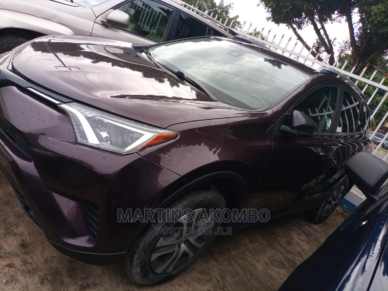 Toyota RAV4 2018 Purple   Cars for sale in Garki 2, Abuja (FCT) State, Nigeria