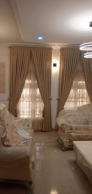 Classic,Modern Quality Curtains-Maxxwallpaper Decor.Ltd | Home Accessories for sale in Abuja (FCT) State, Garki 1