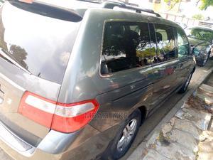 Honda Odyssey 2008 EX-L DVD Gray | Cars for sale in Lagos State, Amuwo-Odofin
