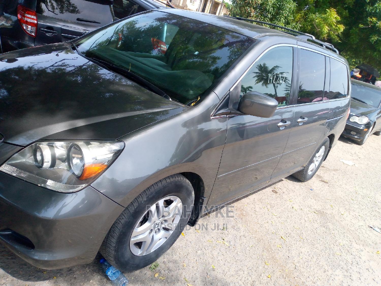 Honda Odyssey 2008 EX-L DVD Gray | Cars for sale in Amuwo-Odofin, Lagos State, Nigeria