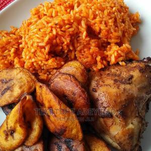 Jollof Rice and Chicken | Party, Catering & Event Services for sale in Oyo State, Ibadan