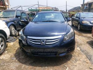 Honda Accord 2009 2.4 EX Black | Cars for sale in Lagos State, Ifako-Ijaiye