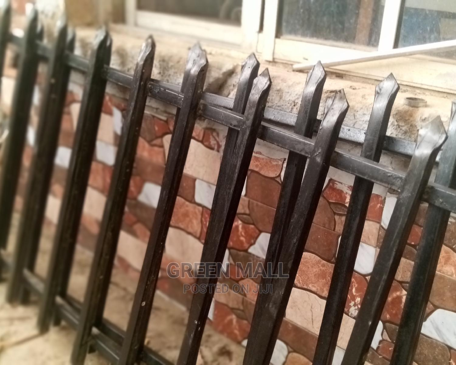 Metal Fence Rails (Burglary Proofing) | Building Materials for sale in Kubwa, Abuja (FCT) State, Nigeria