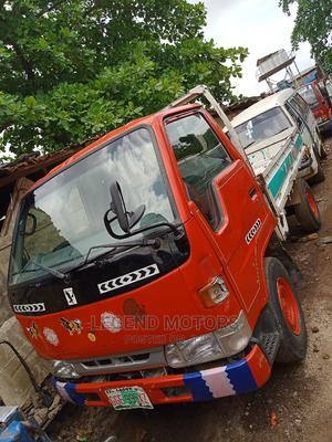 Toyota Dyna 1998 Red | Trucks & Trailers for sale in Lagos State, Ifako-Ijaiye