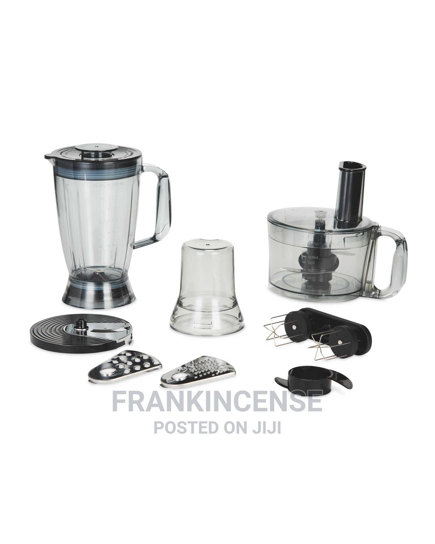 Ambiano Premium 750w 4 in 1 Food Processor | Kitchen Appliances for sale in Ojo, Lagos State, Nigeria