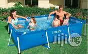 New Portable/Mobile Outdoor Mini Pool.
