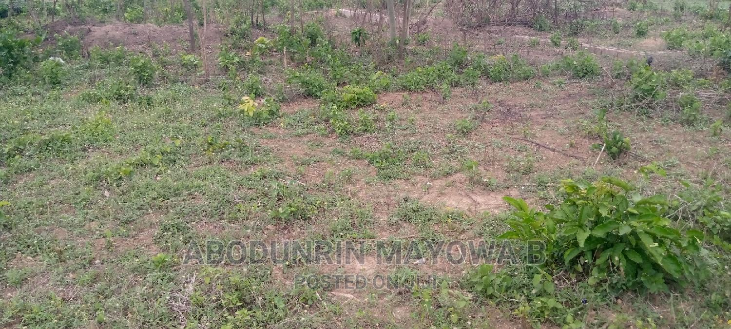 2 Plot Of Land At Odejide Junction Of Soka Area For Sale