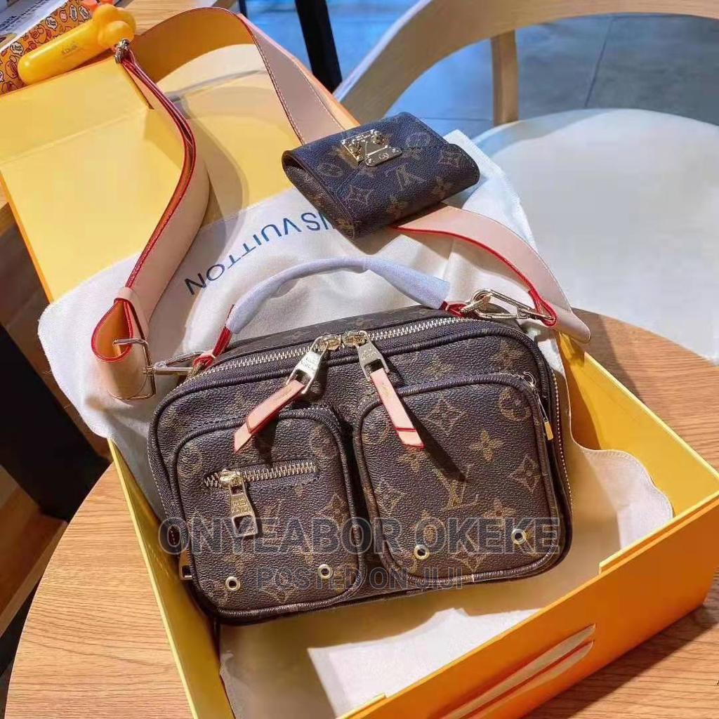Original Louis Vuitton Shoulder Bag