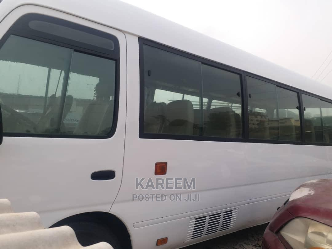 Foreign Used Toyota Coaster Bus | Buses & Microbuses for sale in Maryland, Lagos State, Nigeria