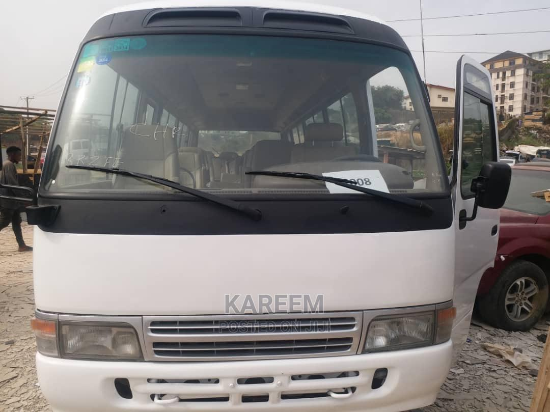Foreign Used Toyota Coaster Bus