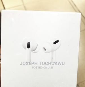 Airpod Pro Wireless With Noise Cancellation | Headphones for sale in Lagos State, Ikeja