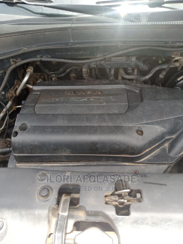 Archive: Honda Pilot 2004 EX 4x4 (3.5L 6cyl 5A) Green