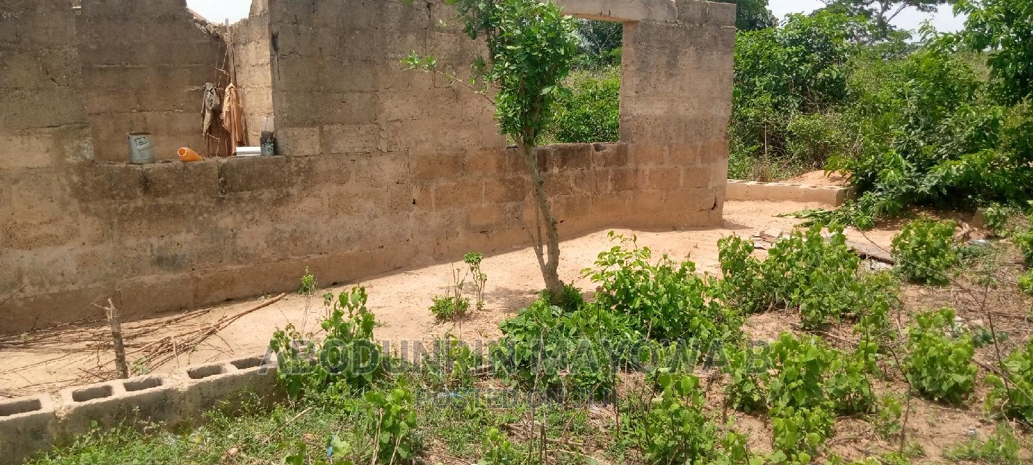 2 Plot Of Land At Odejide Junction Of Soka Area For Sale | Land & Plots For Sale for sale in Oluyole, Oyo State, Nigeria
