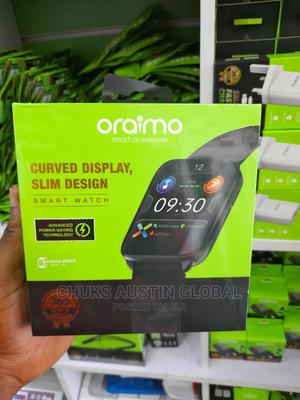 Oraimo Smart Watch Osw 16   Smart Watches & Trackers for sale in Lagos State, Ikeja