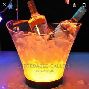 Champagne / Wine Led Bucket | Home Accessories for sale in Lagos State, Ifako-Ijaiye