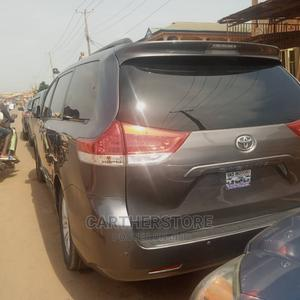 Toyota Sienna 2011 XLE 7 Passenger Gray | Cars for sale in Oyo State, Ibadan