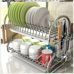 Stainless Dish Rack | Kitchen & Dining for sale in Lagos State, Alimosho