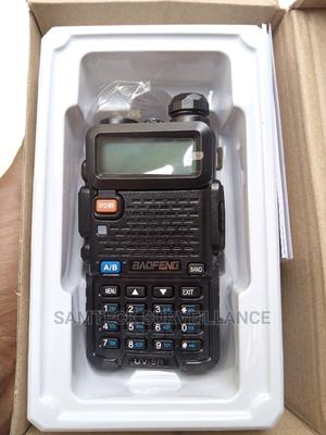 Baofeng UV 5R Dual Band Walkie Talkie | Audio & Music Equipment for sale in Lagos State, Ikeja