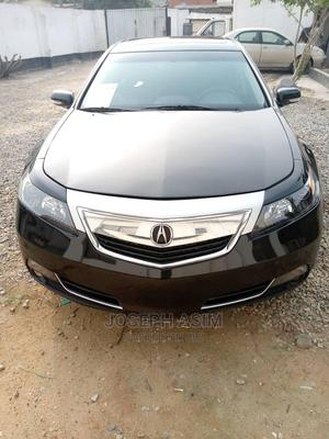 Acura TL 2012 SH-AWD Automatic Black   Cars for sale in Lagos State, Ikeja