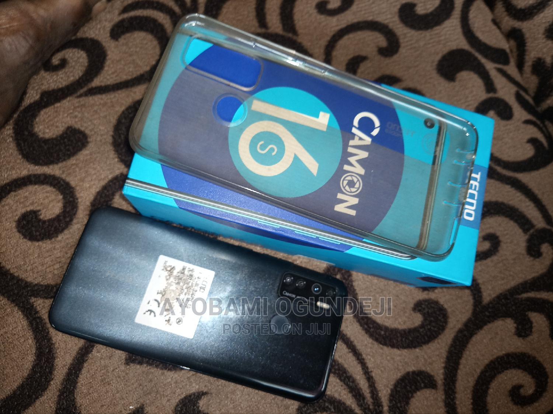 Archive: Tecno Camon 16S 128 GB Gray