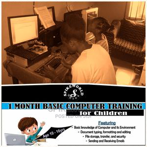 Basic Computer Training for Kids | Child Care & Education Services for sale in Niger State, Suleja