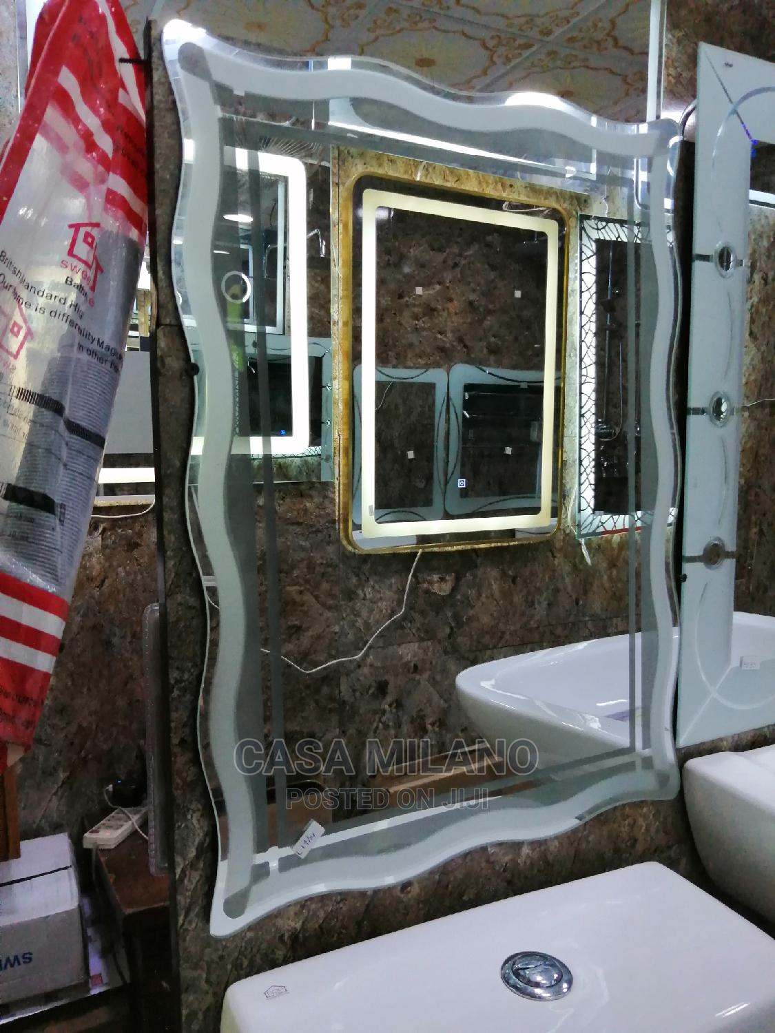 Bathroom and Room Mirrors   Home Accessories for sale in Orile, Lagos State, Nigeria