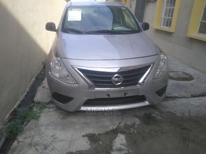 Nissan Versa 2015 Silver | Cars for sale in Lagos State, Surulere