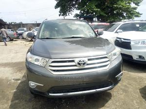 Toyota Highlander 2011 Limited Gray   Cars for sale in Lagos State, Amuwo-Odofin