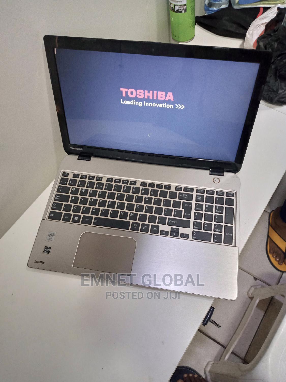 Laptop Toshiba 4GB Intel Core I3 HDD 500GB