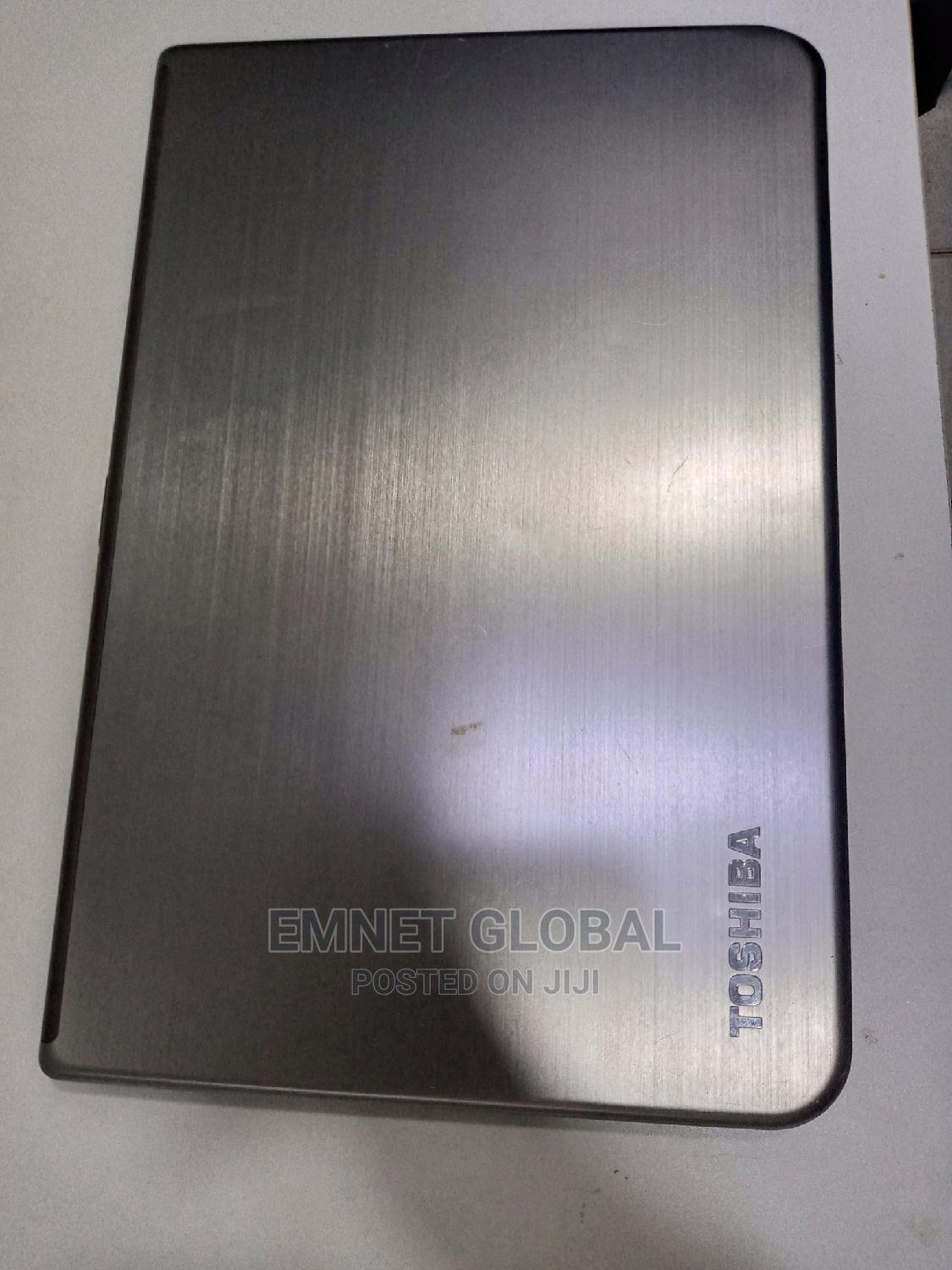 Laptop Toshiba 4GB Intel Core I3 HDD 500GB | Laptops & Computers for sale in Wuse 2, Abuja (FCT) State, Nigeria