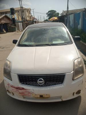 Nissan Sentra 2009 SE-R White   Cars for sale in Lagos State, Ikeja