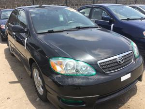 Toyota Corolla 2006 1.8 VVTL-i TS Black | Cars for sale in Lagos State, Apapa