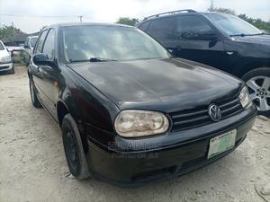 Volkswagen Golf 2001 Black | Cars for sale in Abuja (FCT) State, Jabi