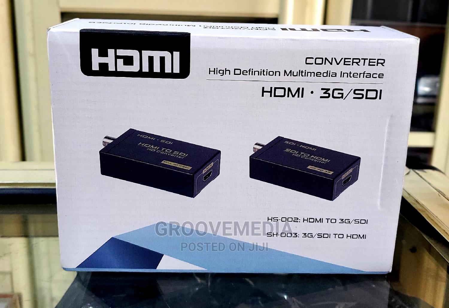 HDMI to SDI Converter 3G With High Definition Interface