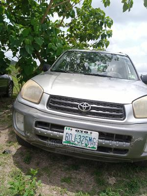 Toyota RAV4 2004 1.8 Silver | Cars for sale in Oyo State, Akinyele