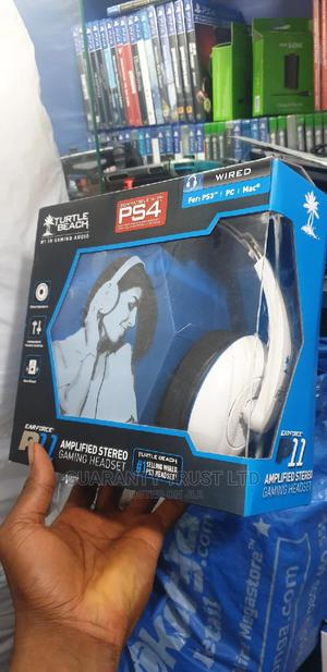 Playstation Headsets for Ps4, Pc and Ps3 | Headphones for sale in Lagos State, Ikeja