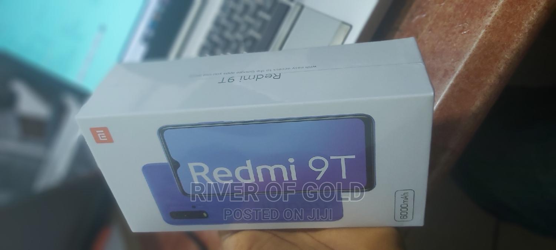 New Xiaomi Redmi 9T 128 GB Gray   Mobile Phones for sale in Ikeja, Lagos State, Nigeria