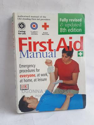 First Aid Manual   Books & Games for sale in Lagos State, Yaba