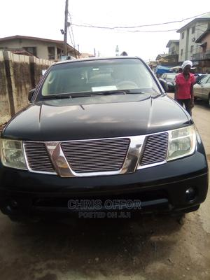 Nissan Pathfinder 2005 LE Black | Cars for sale in Lagos State, Yaba